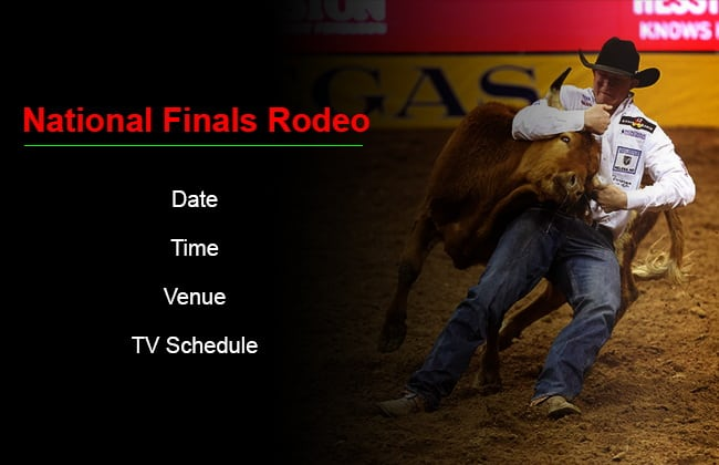 NFR: Date, Time, Venue, TV Schedule