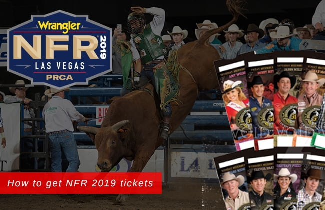 NFR 2019 tickets