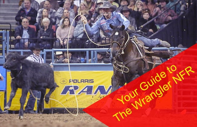 Wrangler NFR Activity in Las Vegas: Complete guideline