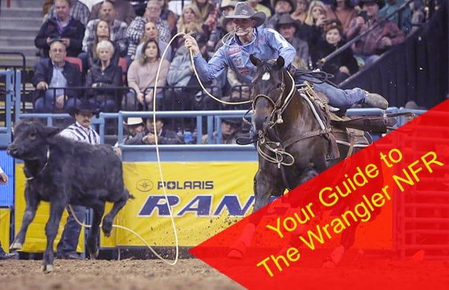 Wrangler NFR Activity in Las Vegas: Complete guideline