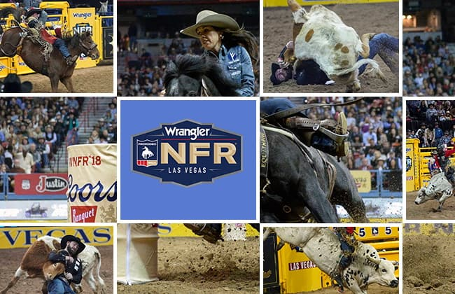 Wrangler Network Live: Watch NFR 2019